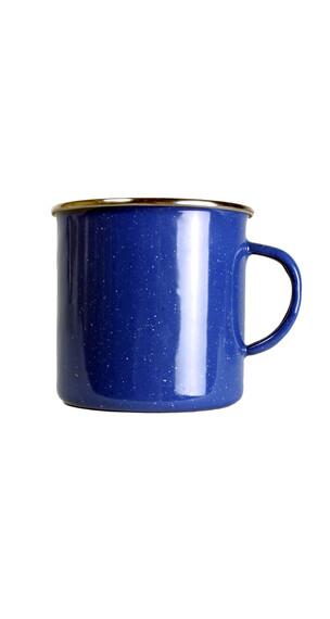 Relags Emaille Tasse 370ml blau